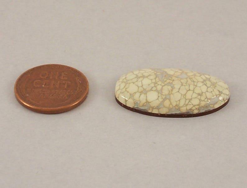 Loose Natural Variscite Cabochon 16cts