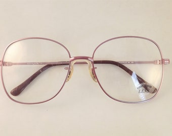 6b36a2b196 Clear Eyeglasses Burgundy Glasses Big Red Eyeglasses Round