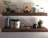 Floating Shelves, Reclaimed Wood Floating Shelf, Floating Shelf, Wooden Shelf, Wood Shelf, Wall Mount Shelf, Wall Shelves, Home Decor, Shelf