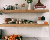 Floating Shelf, Floating Shelves, Nursery Shelf, Wood Photo Shelf, Essential Oil Shelf