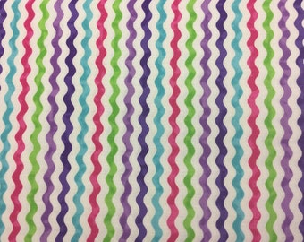 Fabric - Multi Rick Rack
