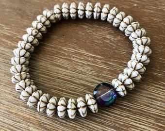 Sparkling Bracelet - Stretch - TRANQUIL  - Crystal Bracelet - Stretch Bracelet - Sparkling Jewelry