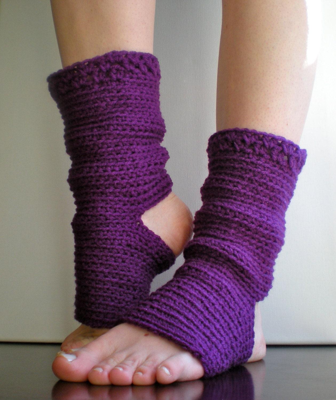 Pattern Yoga Socks Dance Pilates Ballet Leg Warmers Etsy
