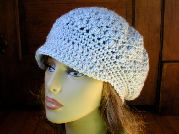 086659cf347 PATTERN  Robyn Hat Slouchy adult newsboy textured slouch