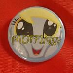 Derpy Pony Button