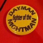 The Nightman Cometh Button