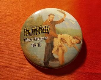 Schitt's Creek Button
