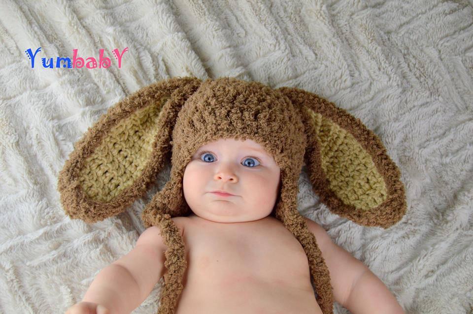 Conejito sombreros Pascua sombrero Bunny orejas gorro conejo  3ab57c3ebbc