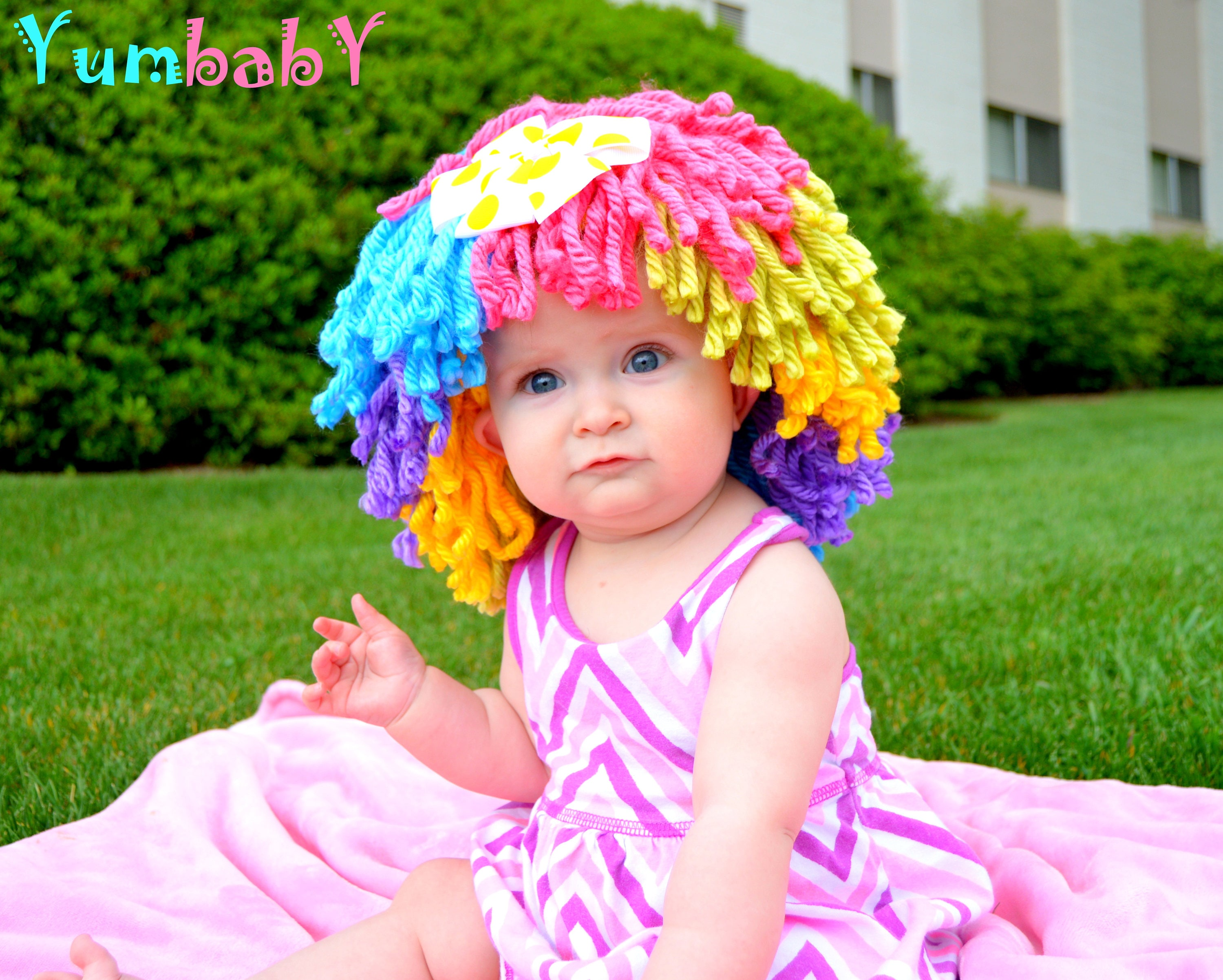 Clown Costume Halloween Costume Clown WIg Dress up clothes  caa18220f