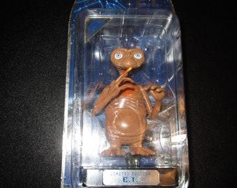 Alien Toy E.T ET Miniature Figure Cake Topper LJN Action Figure 1982 E T Movie E T Beer Can The Extra Terrestrial  PVC Figure