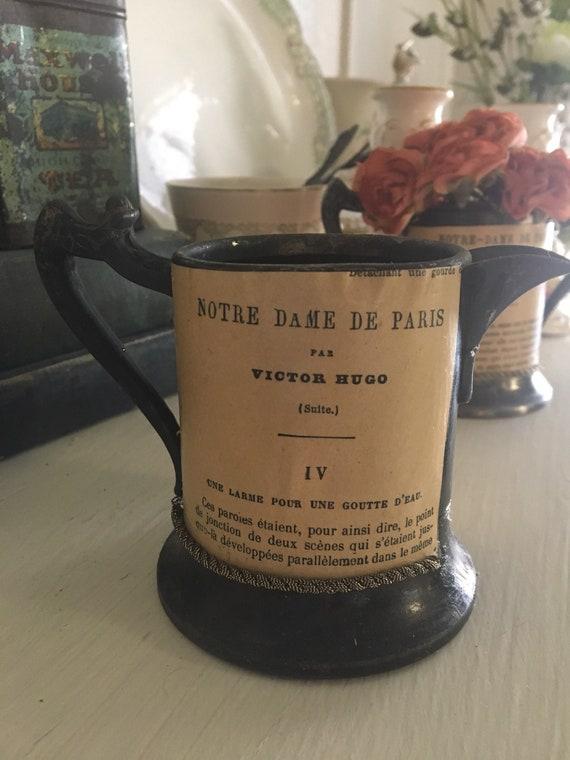 Vintage Silver Creamer Rustic Vase Rustic Vases Rustic Decor Etsy
