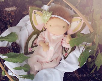 Baby Fairy only - ADD ON tutorial and pattern