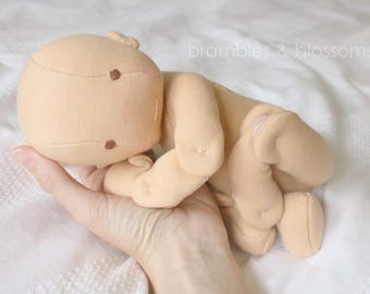 MicroPreemie Add-On Tutorial (for the Mannequin Pattern)