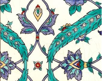 Moroccan Ceramic Tile