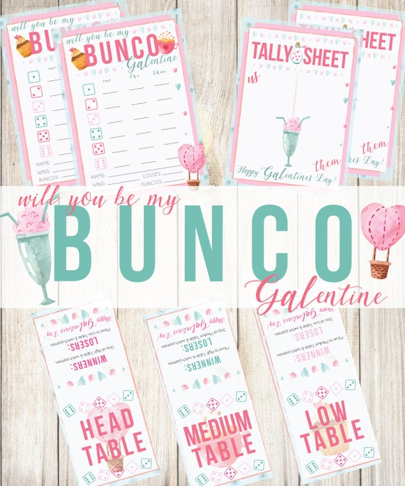 picture relating to Printable Bunco Cards titled Valentines Printable Bunco, Galentines Printable Bunco Playing cards, Bunco Tally Sheets, Bunco Desk Playing cards, Valentines Working day, Girls Bunco, Bunco