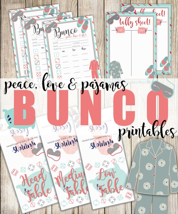 image relating to Printable Bunco Cards named Pajama Printable Bunco, Sleepover Printable Bunco Playing cards, Bunco Tally Sheets, Bunco Desk Playing cards, Summertime Bunco, rest get pleasure from and bunco