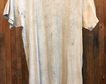 Perfectly soft and well worn hipster tee
