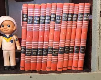 1947/1949 Childcraft book set