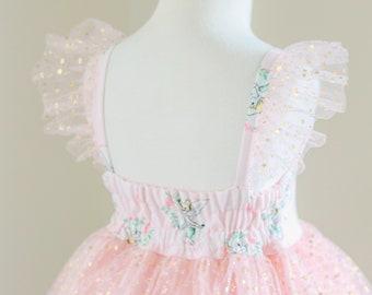 1188285cd3e Tinker Bell Fairy Tulle Dress Girls -gift for girl