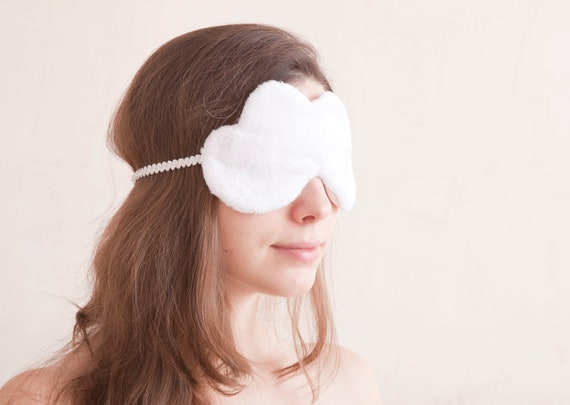 White Cloud Sleep Mask Spa Travel Gifts For Women