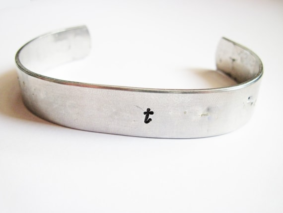 Personalized Initial cuff Bracelet, Engraved Bracelet, Hand Stamped Cuff Bracelet, Personalized Jewelry bridesmaid Mothers bracelet initials