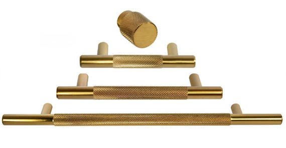 Brass Drawer Pull  Forge Hardware Texture Drawer Pulls and Knobs in Brass Round Drawer Handles