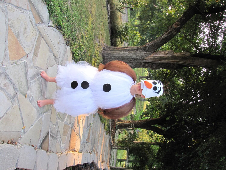 Costume de l 39 olaf l 39 olaf bonhomme de neige costume etsy - Bonhomme de neige olaf ...