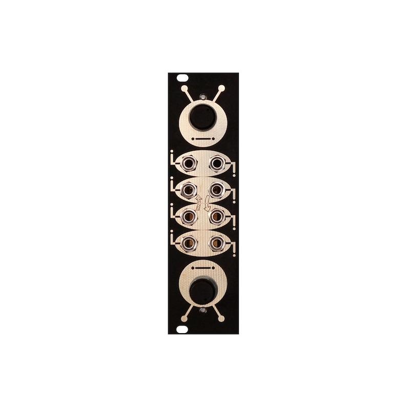 Dual Stereo Volume Control / eurorack module image 0
