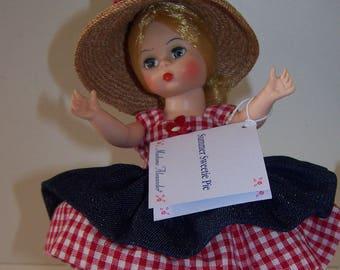 Summer Sweetie Pie Madame Alexander 8 in doll