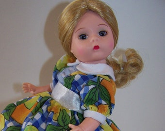 Lemon Pie Madame Alexander 8 in doll