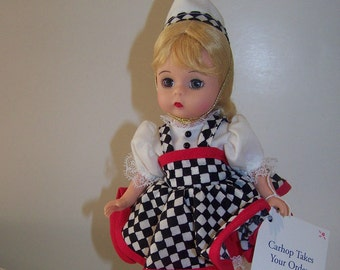 Carhop takes your Order Madame Alexander 8 in doll MINT
