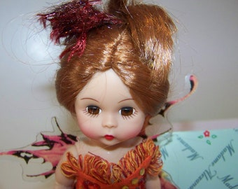Fairy of Fire Madame Alexander 8 in doll MIB