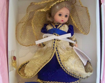Guinevere Madame Alexander 8 in doll MIB