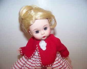 March Winds MIB MADC Madame Alexander 8 in doll very limited edition