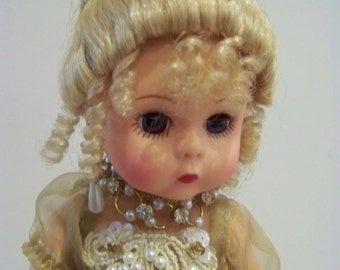 Perfect Pearl 8 in Madame Alexander doll