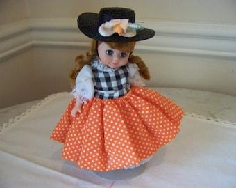 Little Jumping Joan Madame Alexander doll 8 inch