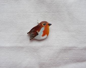 Robin pendant