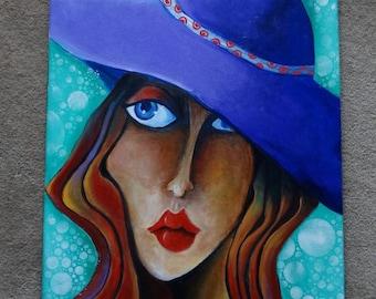 Lady in a Hat