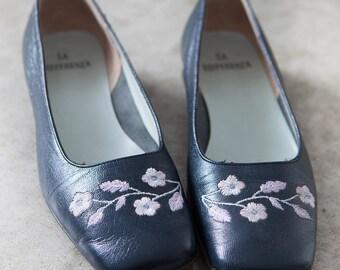 buy popular 91e2e 5d159 Pantofole da bambina - Vintage | Etsy IT