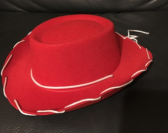 b57d8f49eea3a9 Toy Story Jessie Hat cowgirl Hat