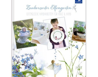"acufactum book ""Zauberzarter Elfengarten"", cross-stitch, sewing, decorative, inspiration, crafty projects"