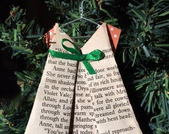 Anne of Green Gables Dress Ornament