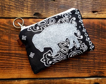 Coin/Card/Phone pouches