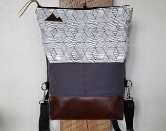 Backpack/Crossbody bags