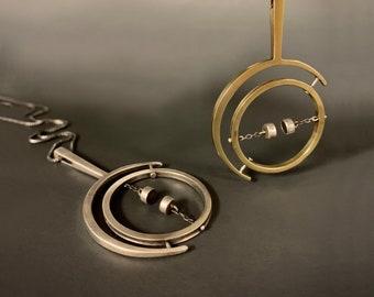 Magnetic Flux Gyroscope