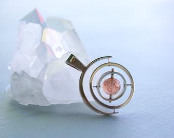 Sleek Gyroscope