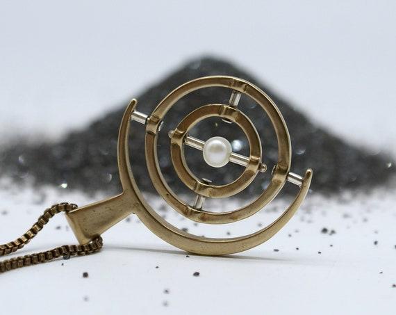 Bronze Gyroscope 5.0 - Pearl