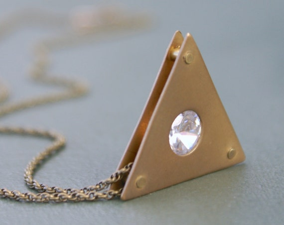 Tri-Generation necklace