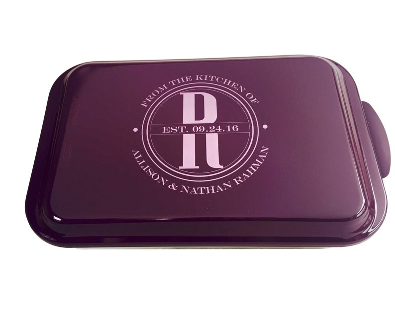 Personalized Cake Pans, 9