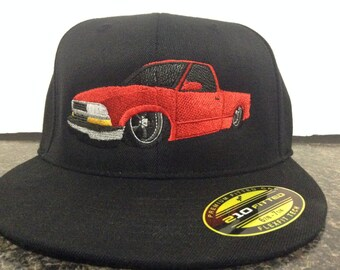 reputable site 35433 04559 Chevy S10 2nd Gen Embroidered hat